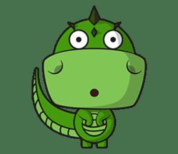 Minisaurios - Trexo sticker #834253