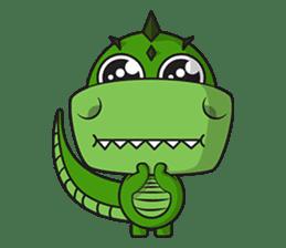 Minisaurios - Trexo sticker #834254