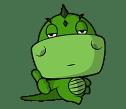 Minisaurios - Trexo sticker #834258