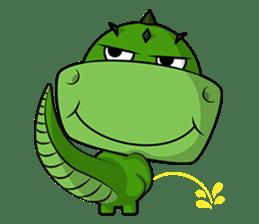 Minisaurios - Trexo sticker #834260