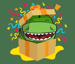 Minisaurios - Trexo sticker #834263