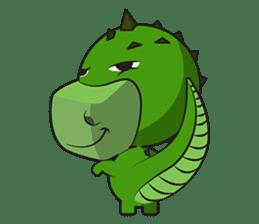 Minisaurios - Trexo sticker #834269