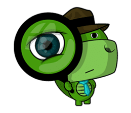 Minisaurios - Trexo sticker #834274