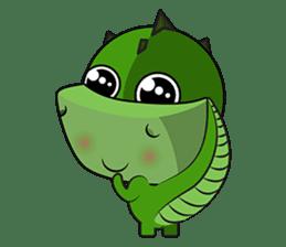 Minisaurios - Trexo sticker #834276