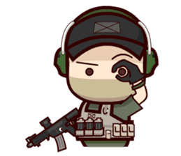 Tactical 6 sticker #834581