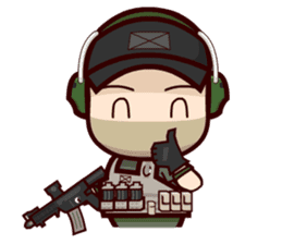 Tactical 6 sticker #834582