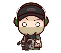 Tactical 6 sticker #834586