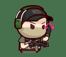 Tactical 6 sticker #834589