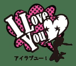 American POP DE POP sticker #835154