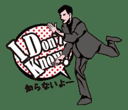 American POP DE POP sticker #835158