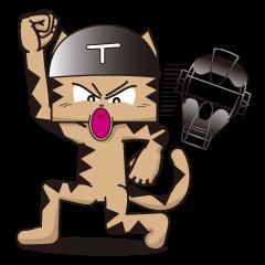 TM-Cat & Max Mouse vol.6E The BASEBALL