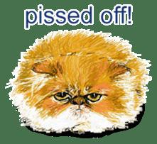 Just cats! sticker #835802