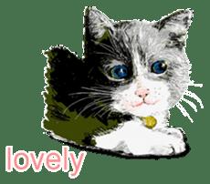 Just cats! sticker #835807