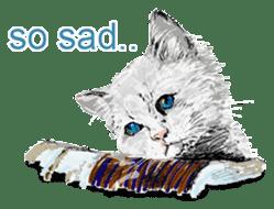 Just cats! sticker #835808