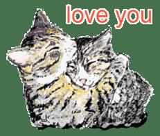 Just cats! sticker #835809