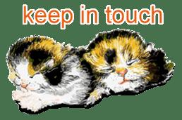 Just cats! sticker #835813
