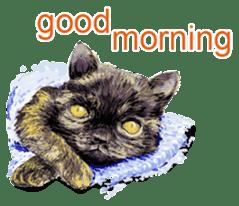 Just cats! sticker #835822