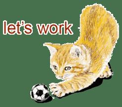 Just cats! sticker #835826