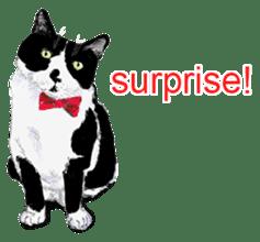 Just cats! sticker #835830