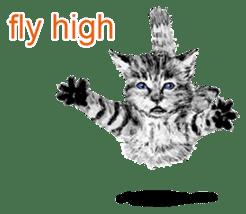 Just cats! sticker #835837