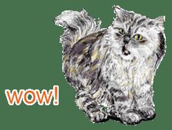 Just cats! sticker #835838