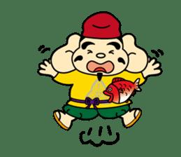 fuku33fukuchan sticker #836670