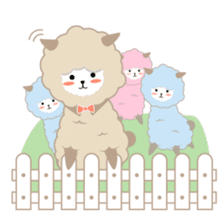 Alpaca The Series sticker #836680