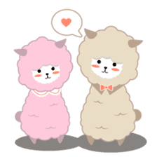 Alpaca The Series sticker #836681