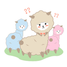 Alpaca The Series sticker #836682