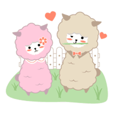 Alpaca The Series sticker #836684