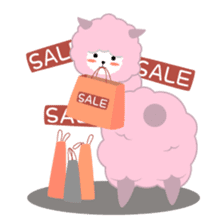 Alpaca The Series sticker #836694