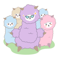 Alpaca The Series sticker #836708