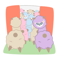 Alpaca The Series sticker #836712