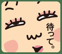yamadasan sticker #837506