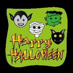 Happy Halloween Vol.1