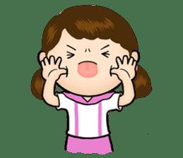 Liren primary school sticker #839160