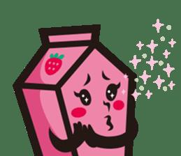 Milk chan sticker #842682