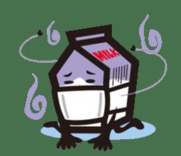 Milk chan sticker #842687