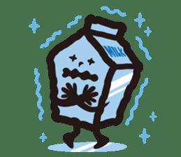 Milk chan sticker #842693