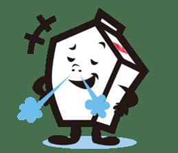 Milk chan sticker #842697