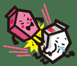 Milk chan sticker #842705