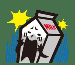 Milk chan sticker #842711