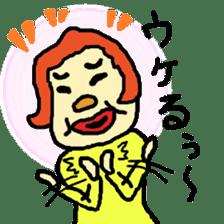 OTOME GIRL MOSAMI sticker #842722