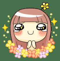 Plant Girl sticker #842818