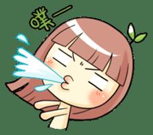 Plant Girl sticker #842833