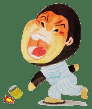 9cm Zoo sticker #842965