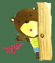 9cm Zoo sticker #842991