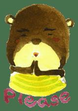 9cm Zoo sticker #842992