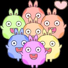 Bunny Monsters