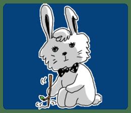 Michael and Panda bear sticker #844656